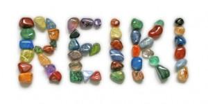 Reiki con cristales de cuarzo